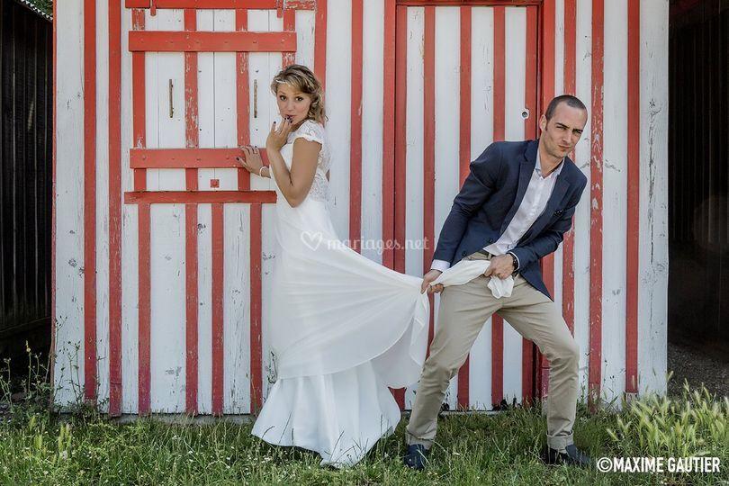 Mariage Audrey et Pierre-Yves