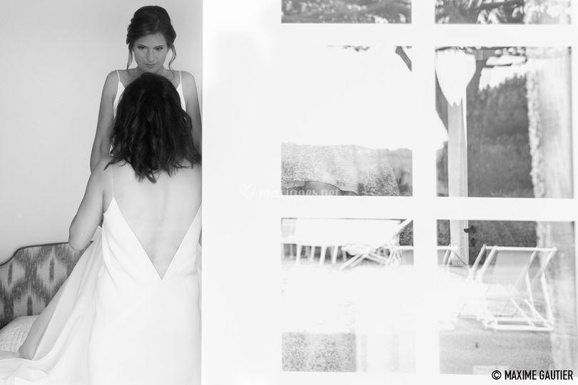 Mariage Emilie / Saint-Tropez