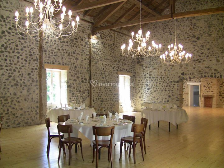 Salle dîner