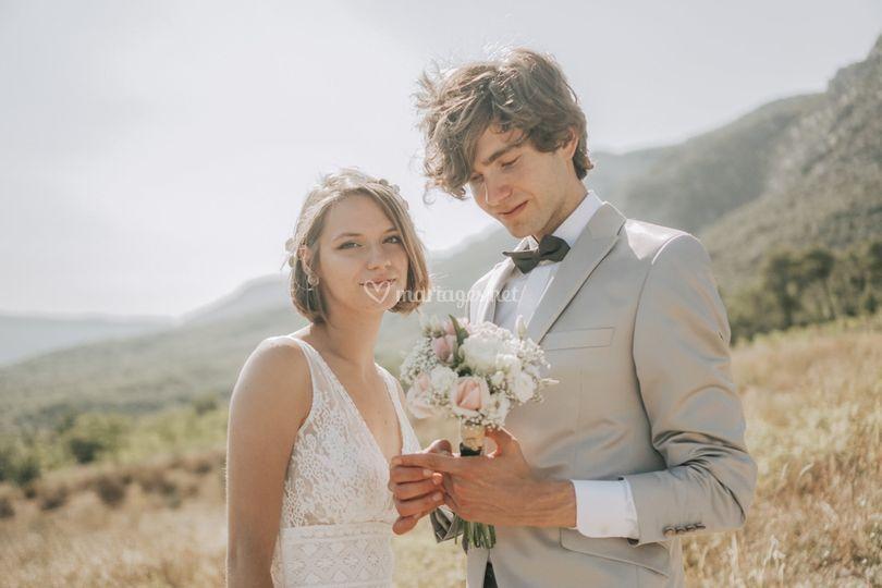 Mariage Leo & Alycia