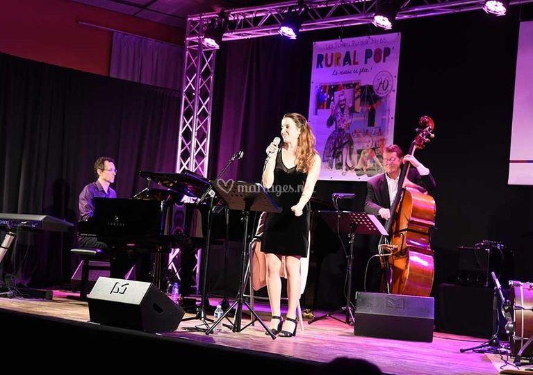 Stéphane Caussarieu Trio