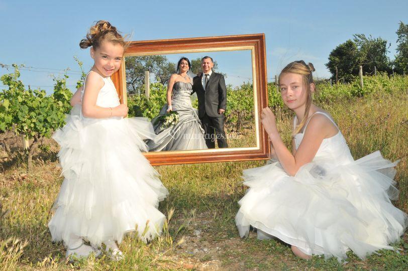 Photo mariageFamille