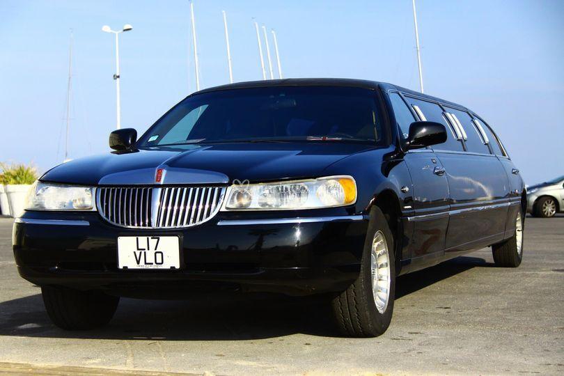 Lincoln town car 9.60m