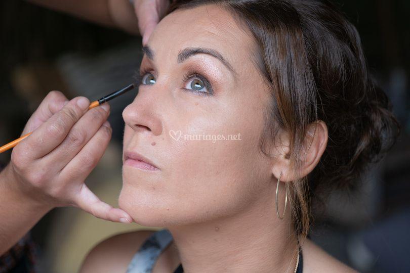 Maquillage Anna