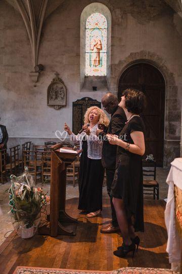 God's 7 Singers - trio