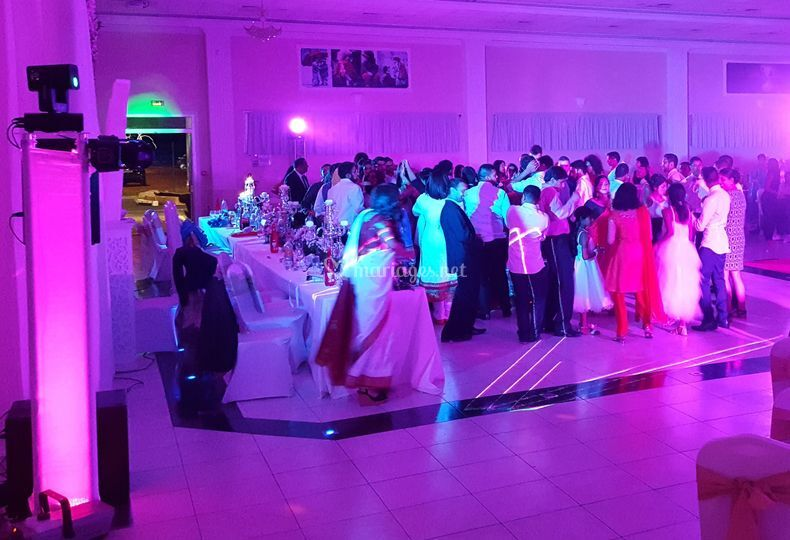 Mariage grande salle