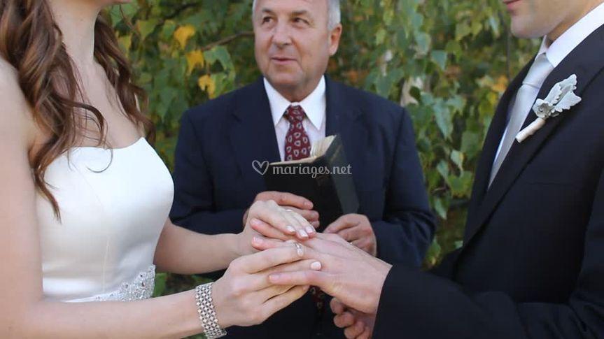 Mariage Marie et Arthur