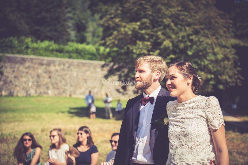 Justine et Grégoire