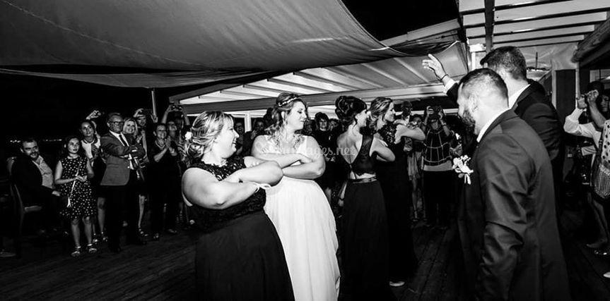 Ouverture de bal mariés 2