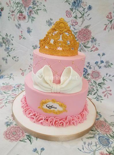 Wedding cake 30 personnes