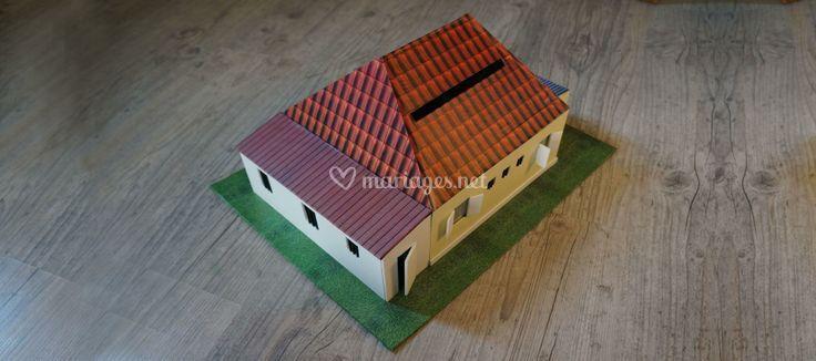 Urne reproduction maison