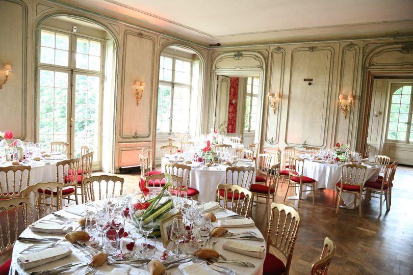 Decoration chambre nuptiale for Chambre de parade