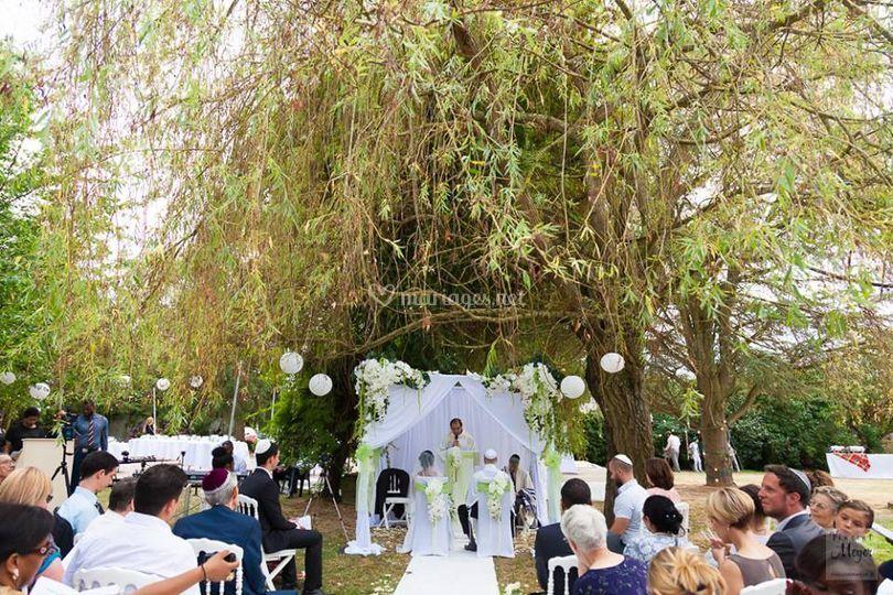 Ceremonie juive