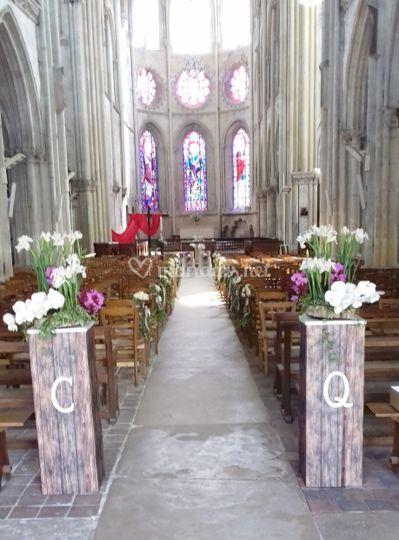 église vue ensemble