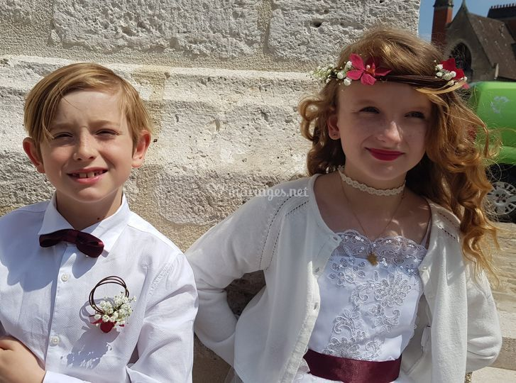 Enfants d'honneurs