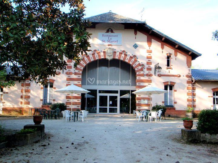 Restaurant le Saint Marcel