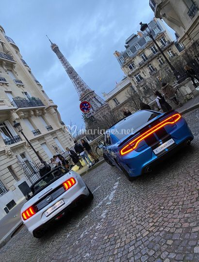 Mustang/charger