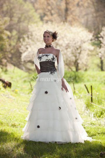Robe de mariée de Point Mariage Laval  Photos