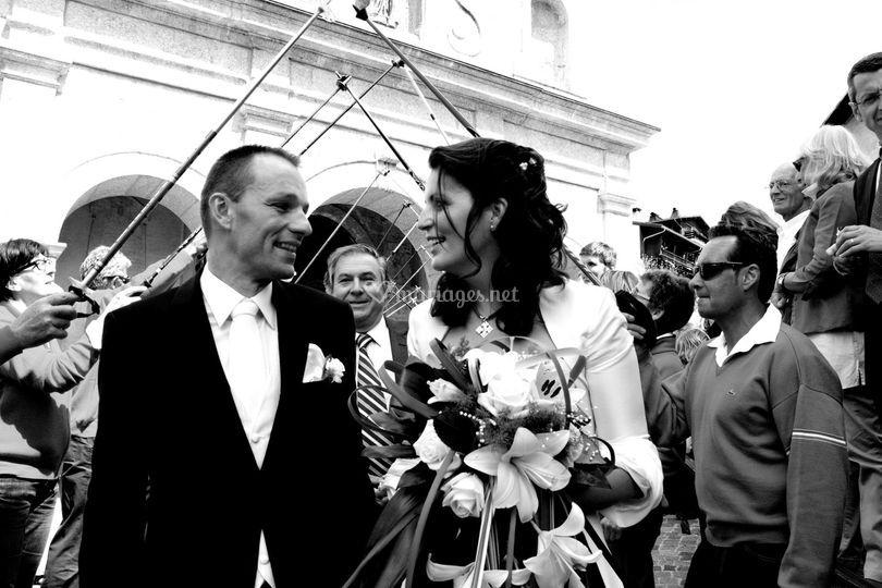 Votre mariage à Megève