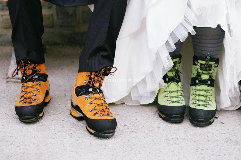 Votre mariage sur un glacier