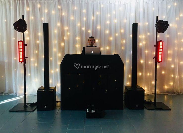 Set Up DJ Mariage 15/06/19
