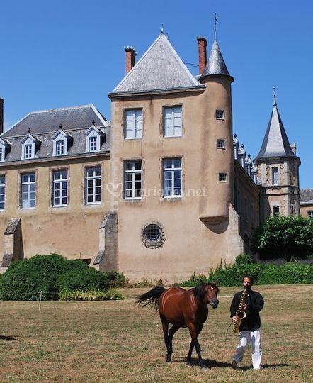 Château de Dracy