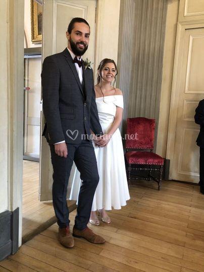 Mariage Mélanie & Benoît