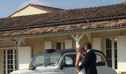 Wine Cab Wedding