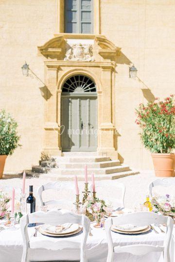 Un chateau en Provence
