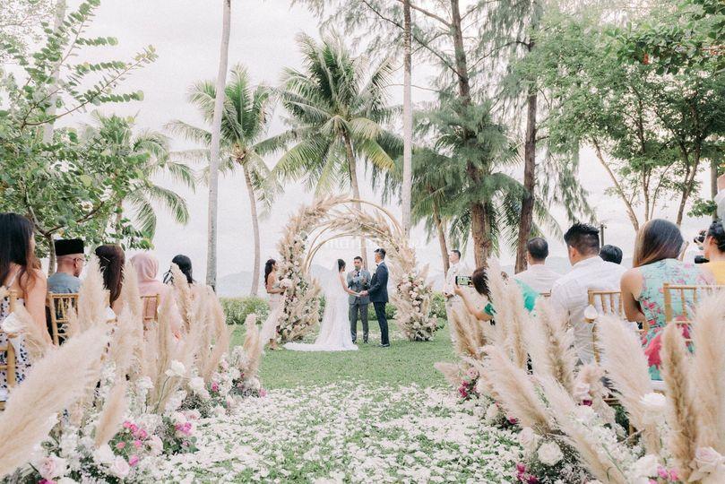 Mariage à Phuket