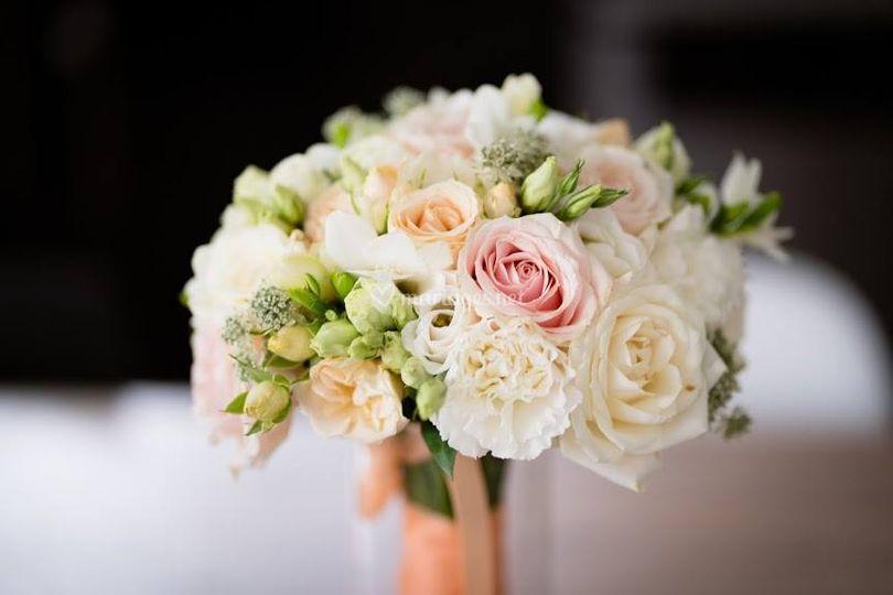 Bouquet de Fleur d'un Mariage