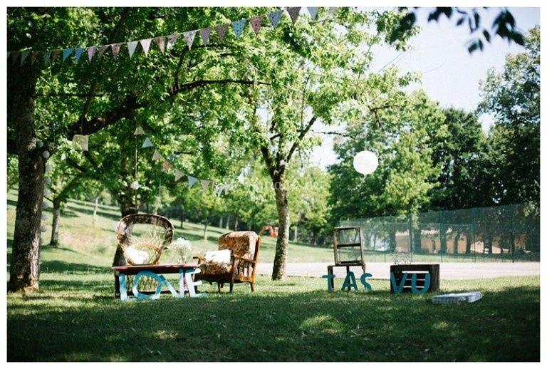 Cérémonie laique Parc