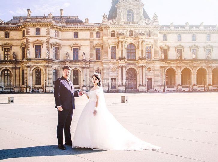 Séance pré-mariage
