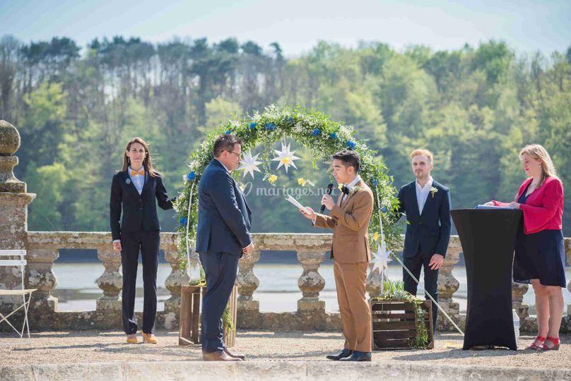 Mariage laïc 20.04.19
