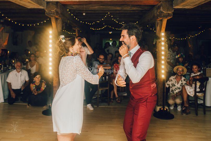 Première dance