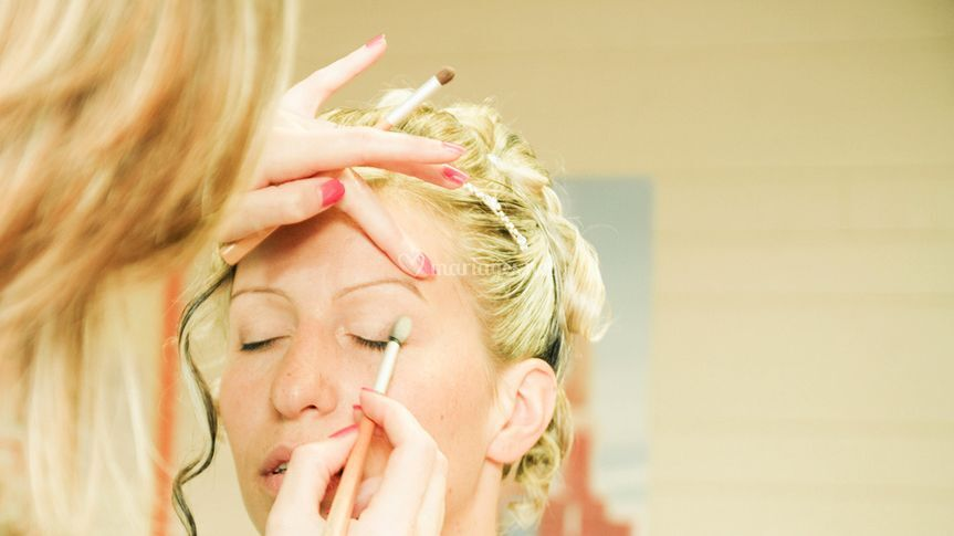 Mariage maquillage