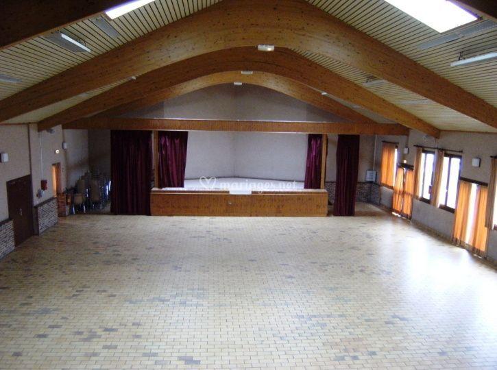 Salle des Fêtes Wavignies