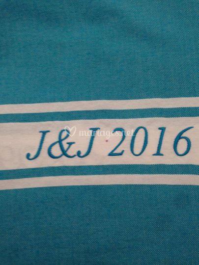 Broderie mariage 2016