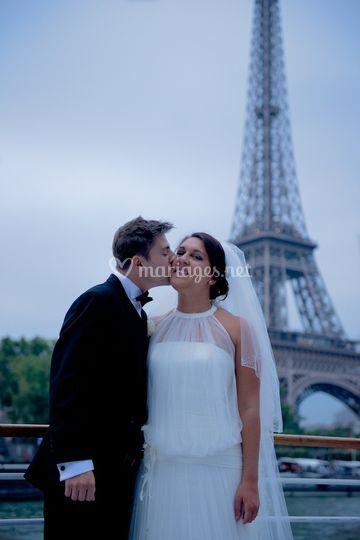 Mariage A&E Paris