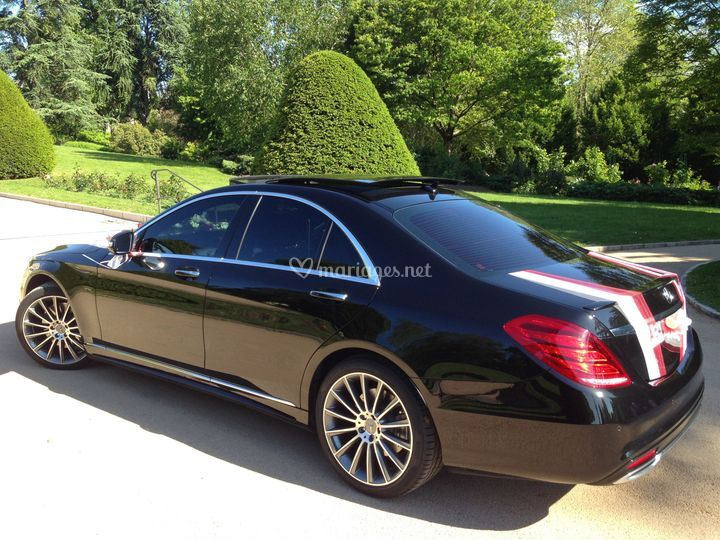 Nouvelle Classe S Pack AMG S63