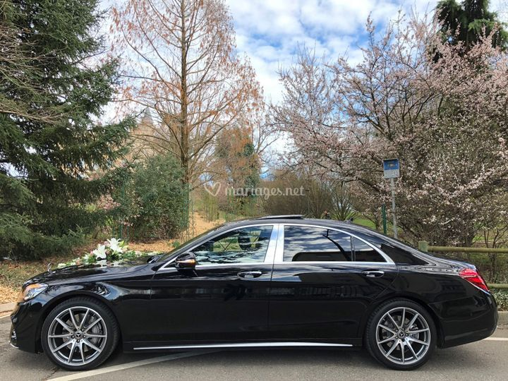 New Classe S Pack AMG 65 Limo