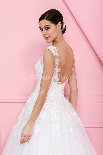 Robe Elegance Mariage De