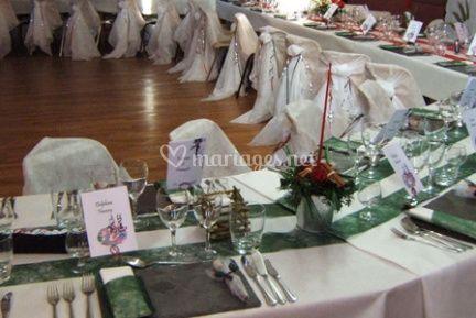 Déco de tables