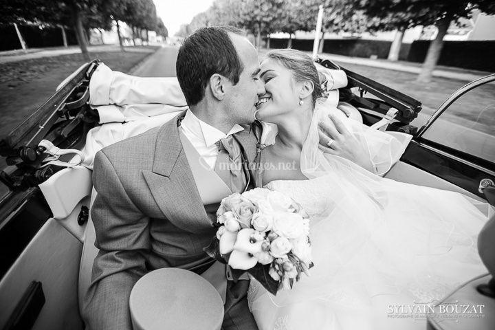 Mariés, enfin !