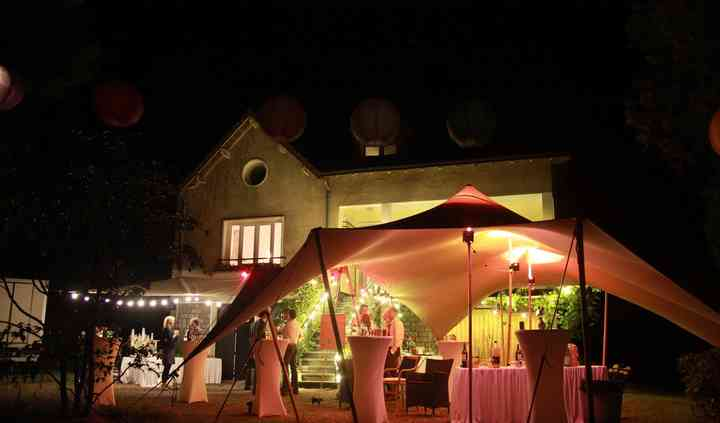 Tente Stretch 65m2 - Cocktail