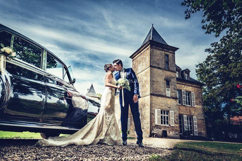 Couple sur Denis Roche Photographie