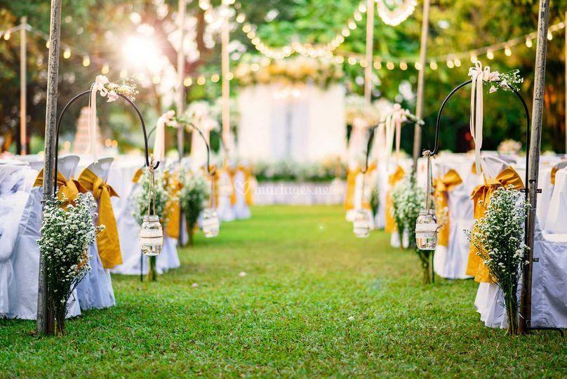 Installation cérémonie laïque