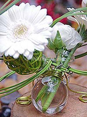 Fleurs table