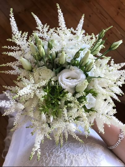 Bouquet Astilbe