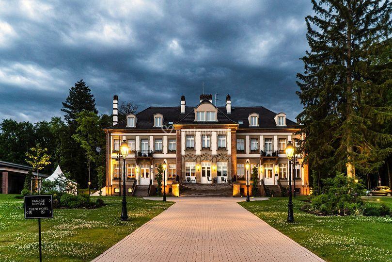 Le Château Hochberg